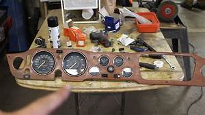 1973 Triumph Tr6 Restoration - Part 26 - Dash Wiring
