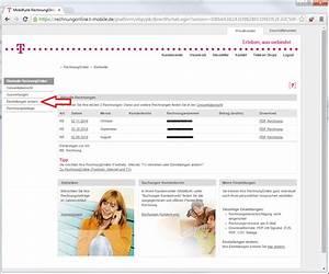 Telekom Mobil Rechnung : kurzanleitung telekom einzelverbindungsnachweis in gpg4o ~ Themetempest.com Abrechnung