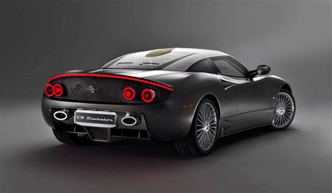 Spyker : Sharp 3rd-gen Exotic Is Coming