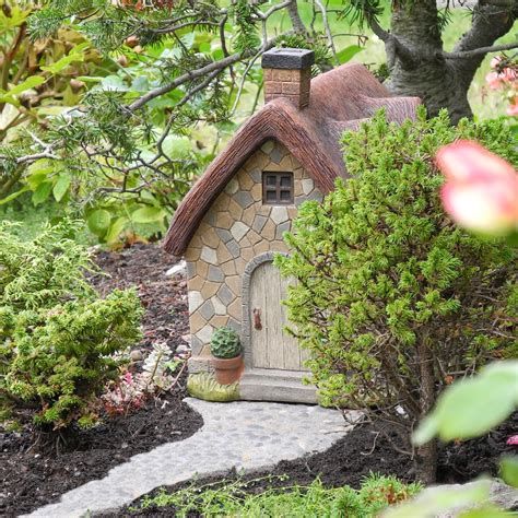 Fairy Garden Cottage  The Mini Garden Guru From
