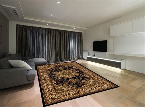 traditional area rugs  living room size