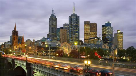 Melbourne Wallpaper 3