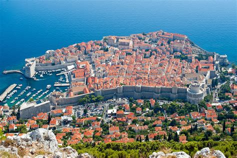 siege unesco dubrovnik croatia travel trvl