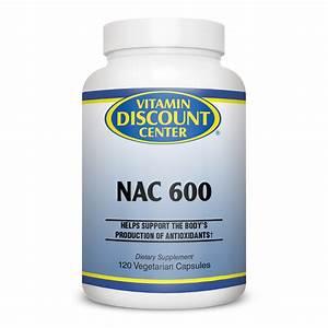 Nac 600 By Vitamin Discount Center