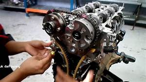 Toyota Timing Chain Hilux Cara Masang Timing Chain