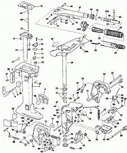 Evinrude 15 Hp Parts Diagram