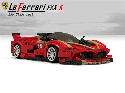 4.7 out of 5 stars 24. LaFerrari FXX K - LEGO | DPCcars
