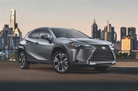 lexus ux compact suv officially revealed  geneva show
