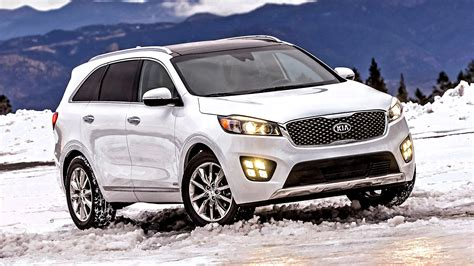 Review Kia by Review Kia S New Sorento Hauls Big Without Driving Big