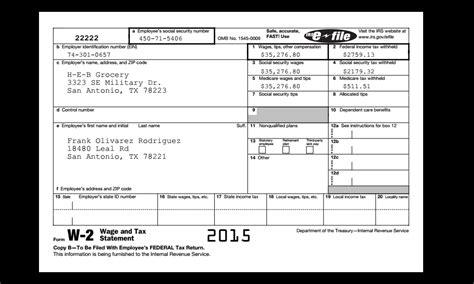 tax document   fake documents bill template