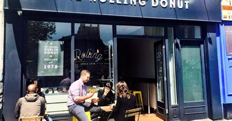 Dublin Donut Shop Inspires Two Pals To Get Matching Tattoos