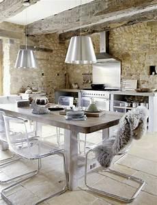 les 25 meilleures idees concernant murs en pierre fausse With mur en pierre cuisine