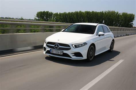 Testiramo novi Mercedes A klase | Auto magazin