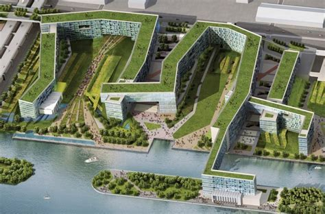 Tokyo Olympic Village   WDG: Architecture, Planning, Interiors