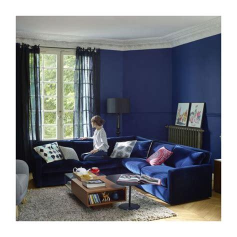 canapé d angle en velours chester canapé d 39 angle réversible en velours habitat