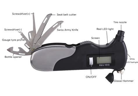 Talking Digital Tire Pressure Gauge For Truck/car/suv