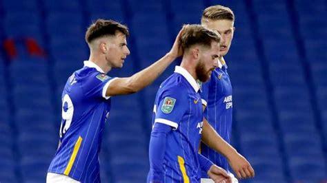 Brighton 4-0 Portsmouth: Albion fringe players impress in ...