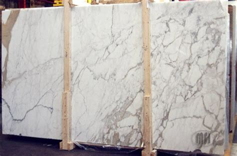 the about calacatta marble