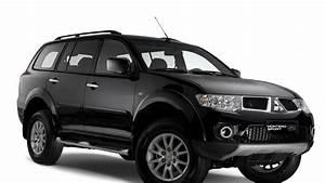 Mitsubishi Montero  U2013 Tortola Car Rental