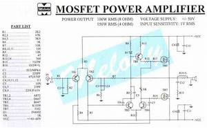 150w Mosfet Anfi