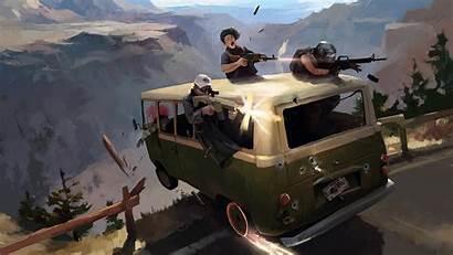 Pubg 4k Wallpapers Battlegrounds Games 5k Attack