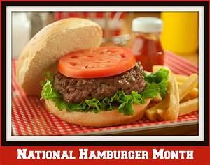 National Hamburger Month: Easy Hamburger Recipes