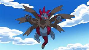Pokemon Mega Hydreigon Images | Pokemon Images