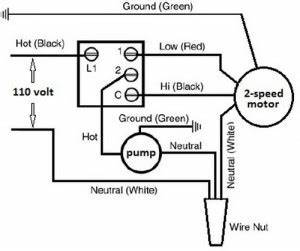 swamp cooler wiring schematic diagram removeandreplacecom With swamp cooler wiring