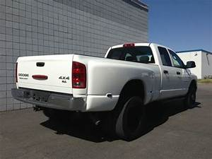 Sell Used 2004 Dodge Ram 3500 Slt 4x4 Crew Dually  6 Speed