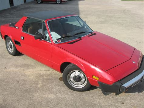 Fiat X19 Parts by Fiat X19 Motor Tuning The Fiat Car
