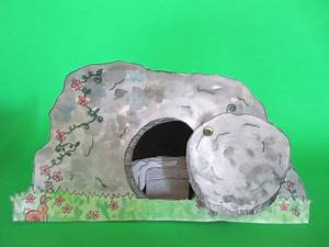 Religious Easter Craft for Kids — Make a Resurrection Set ...