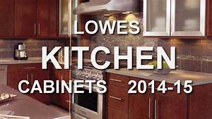 lowes kitchen cabinet catalogs 2014 15 youtube With kitchen cabinets lowes with free custom stickers