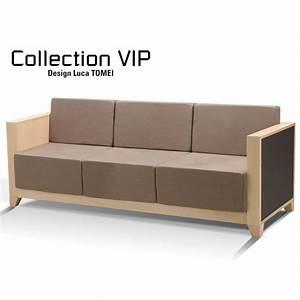 canape 3 places pour salle d39attente ou salon vip club With tapis ethnique avec mousse pour assise de canapé