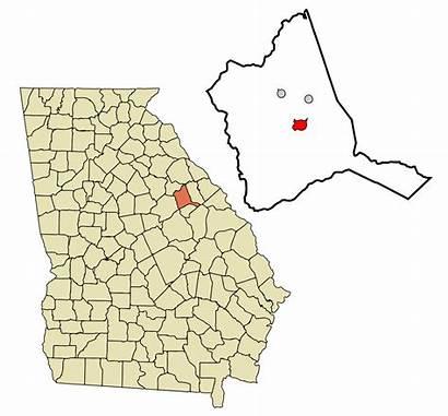 Georgia Warrenton Warren County Camak Norwood Svg
