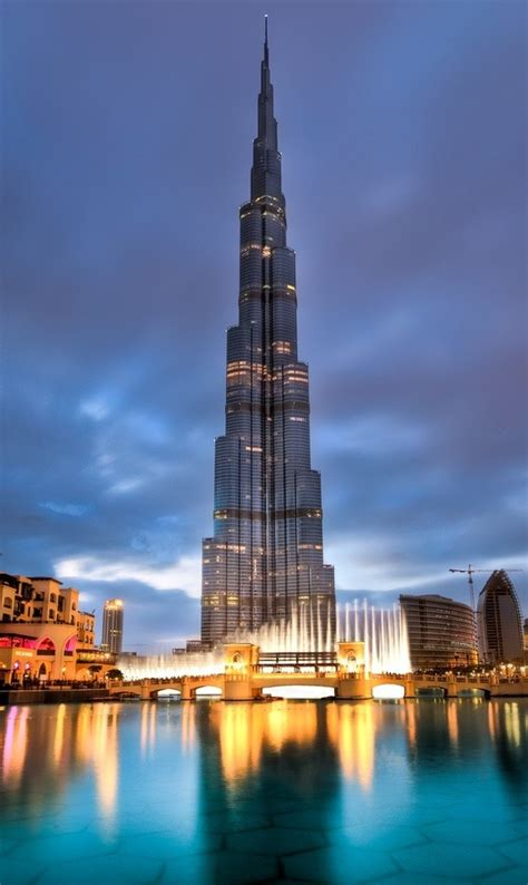 Which Is The Best Time Of Day To Visit The Burj Khalifa
