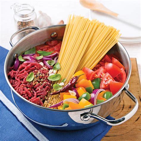 cuisiner un steak haché spaghettis au boeuf haché sauce tomate recettes