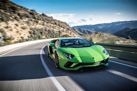 Lamborghini Aventador S Review  In Pictures Evo