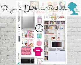 pretend kitchen furniture clearance pretend play printable playscale 1 6 by digidame