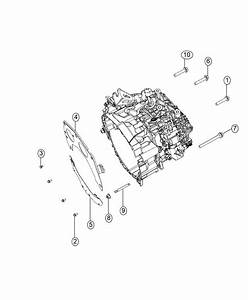 Fiat 500x Cover  Transaxle Dust  Lower