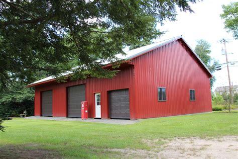 metal barns and garages 24 x 32 pole barn plans studio design gallery best design