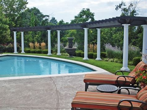 pool with pergola comfortable and cozy pool pergola ideas pergolas gazebo