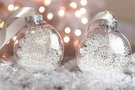 Diy Christmas Ornaments You Can Make Faster Than Melting