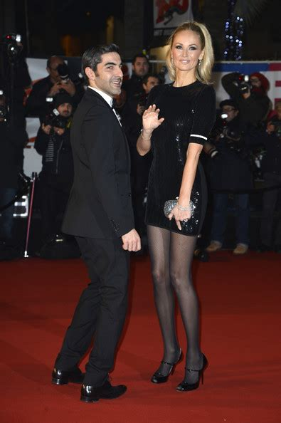 ary abittan divorce femme model adriana karembeu in louis vuitton