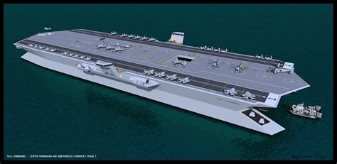Aircraft Carrier  Sea Command By Gjenkins On Deviantart