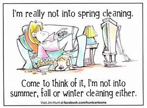 Homeschooling Humor Spring Cleaning Edition Still