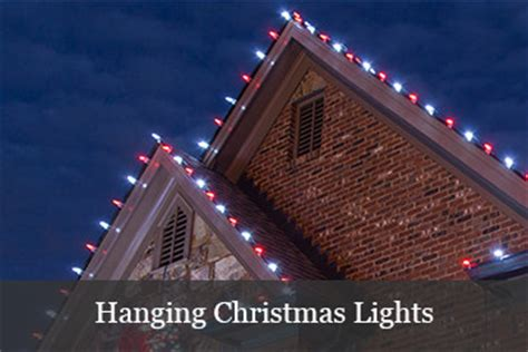 hanging christmas lights on windows outside christmas light clips guide