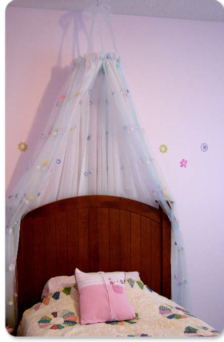 Kids Bed Canopy Diy Toddler Bed Canopy Diy Projects