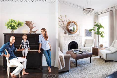 Celebrity Décor Get Cozy Inside Keri Russell's Brooklyn