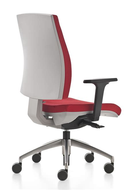 desk chair back support swivel office chair with adjustable lumbar support