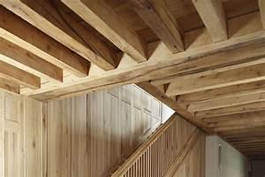 Balkon Decke Verkleiden : indirekte beleuchtung holzbalkendecke ~ Michelbontemps.com Haus und Dekorationen
